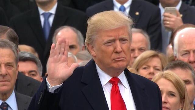 Trump Inaug